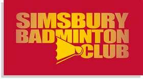 Simsbury Badminton Club Logo