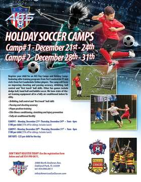 AGS Holiday Camp