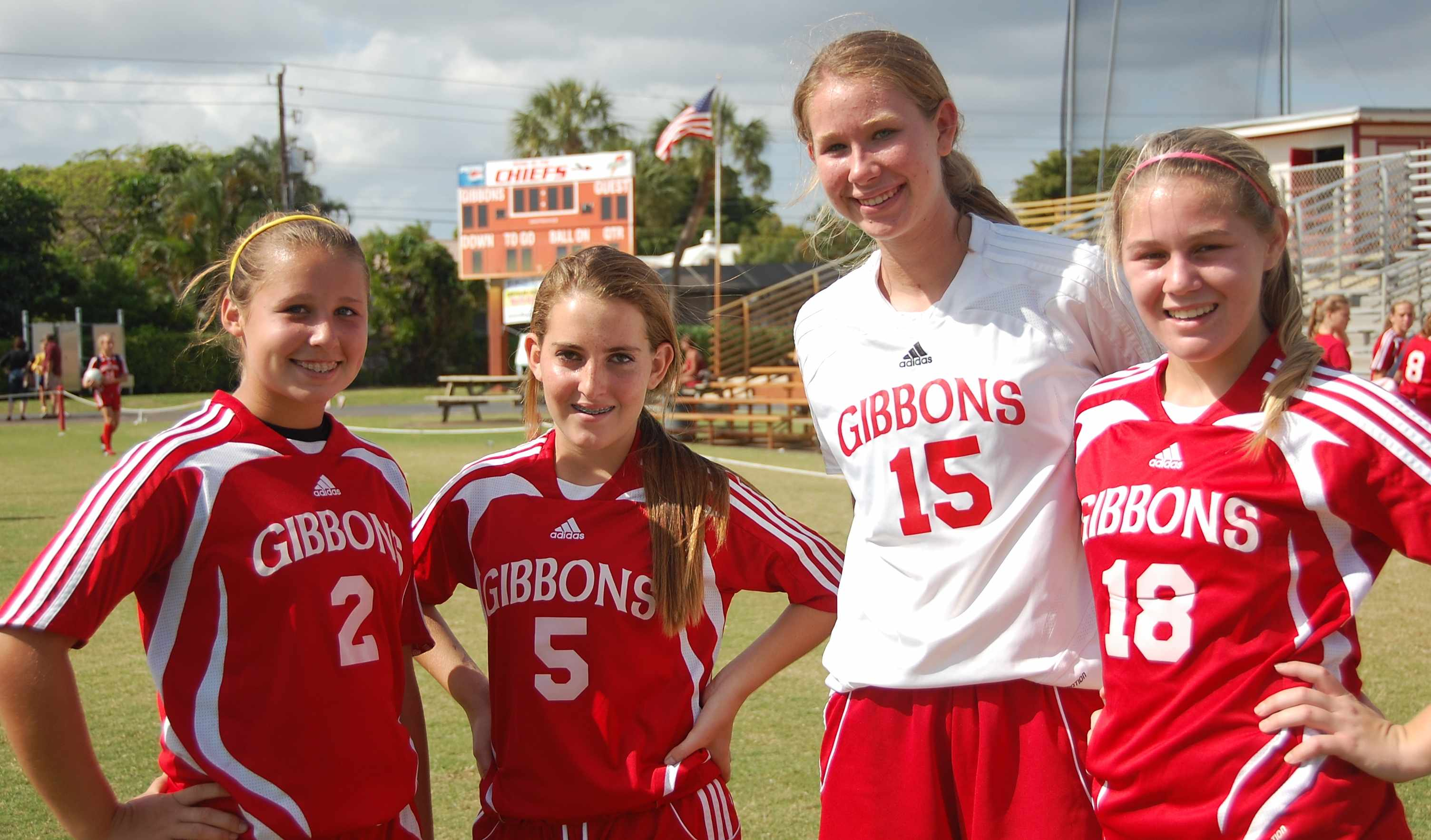 gibbons girls