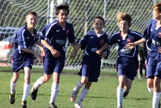 u13 boys champs