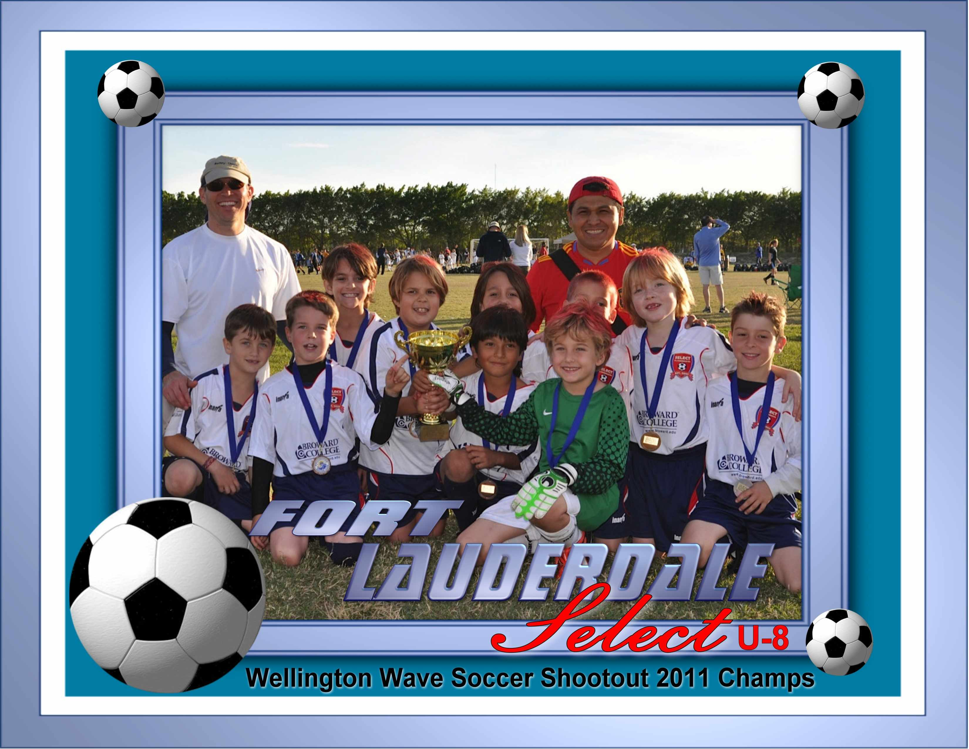 u8 boys wellington