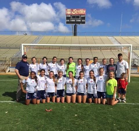 U16 Girls FL Premier