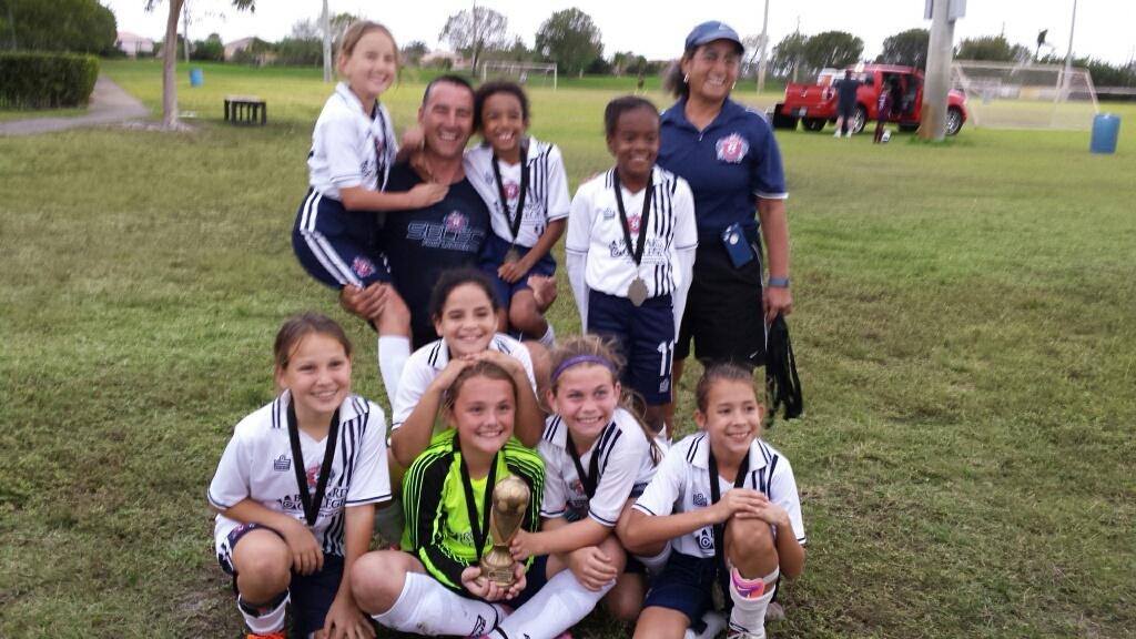 U10 Girls Miramar Cup