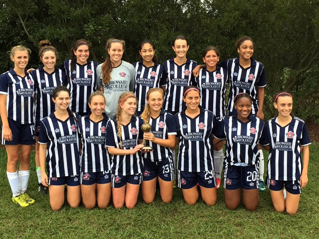 U17 girls - disney college