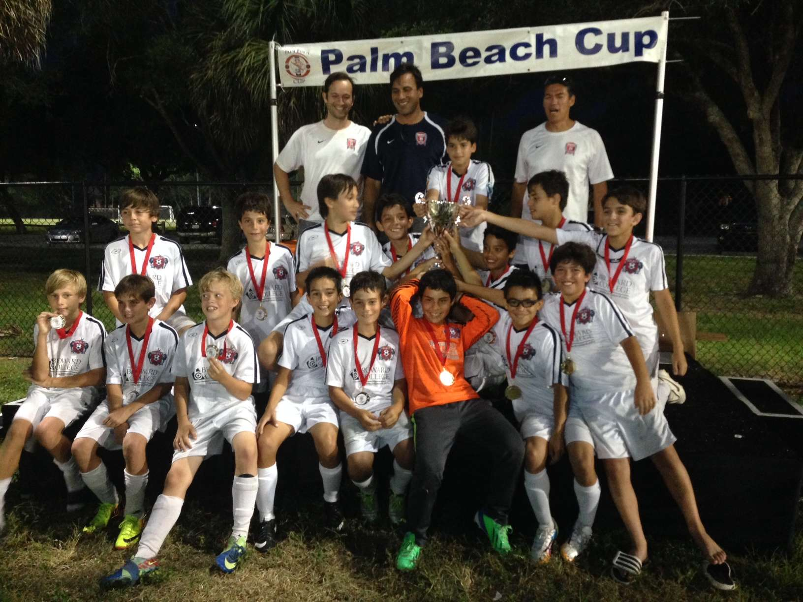 U12 Boys Palm Beach Cup