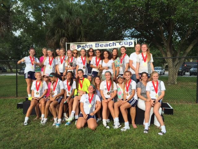 U14 Girls Palm Beach