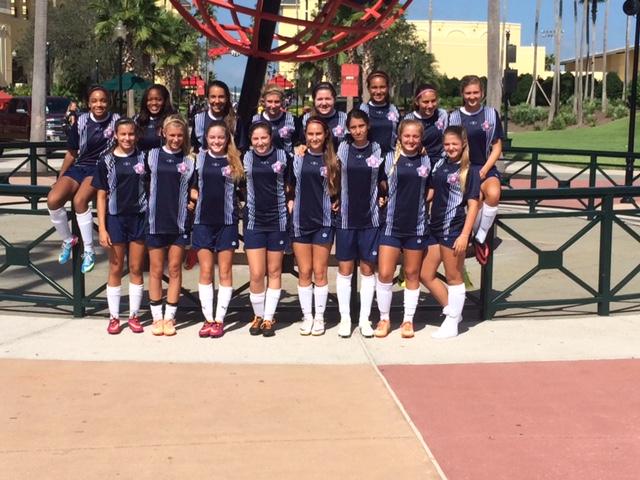 u16 girls champions cup