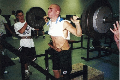 1999 Devin Honeycutt lifting