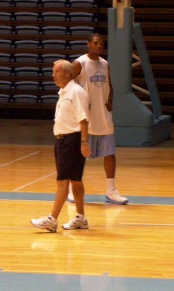 coach roy williams