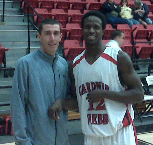 ANTON AT GARDNER WEBB U.