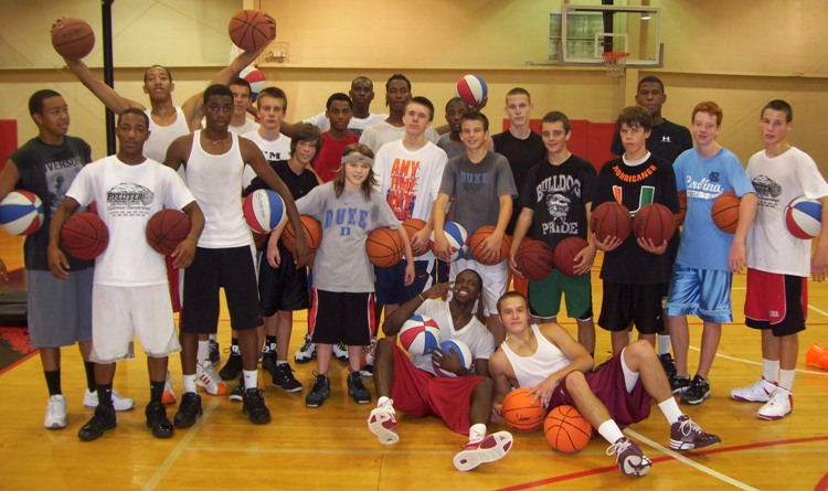 2009 HIGH SCHOOL CAMP GROUP