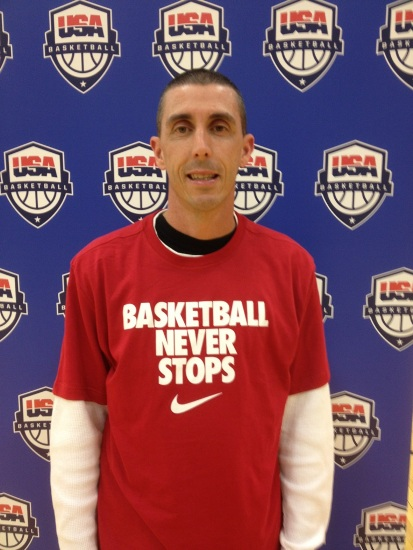 coach at usa bb
