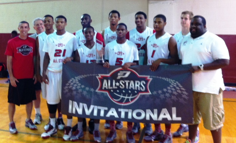 2012 CP3 ALL STARS WIN TOURNAMENT