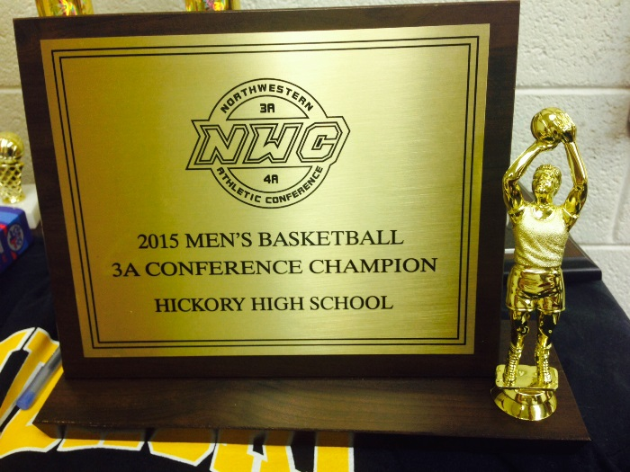 2015 CONF CHAMP TROPHY