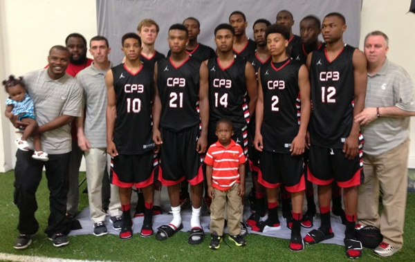 CP3 TEAM PIC IN LA