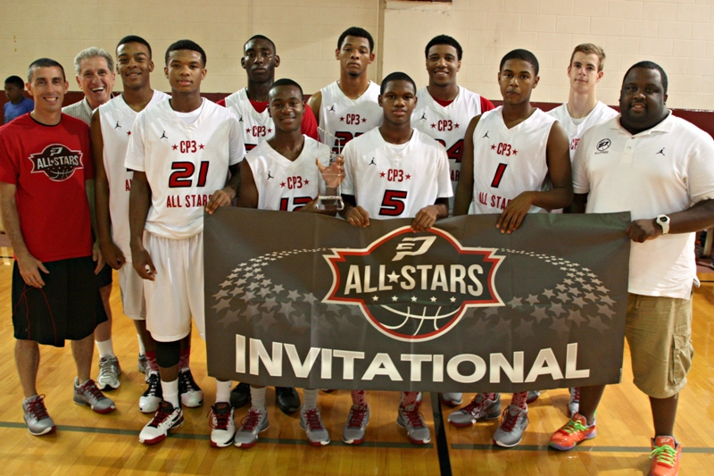 2012 CP3 INVITATIONAL CHAMPS