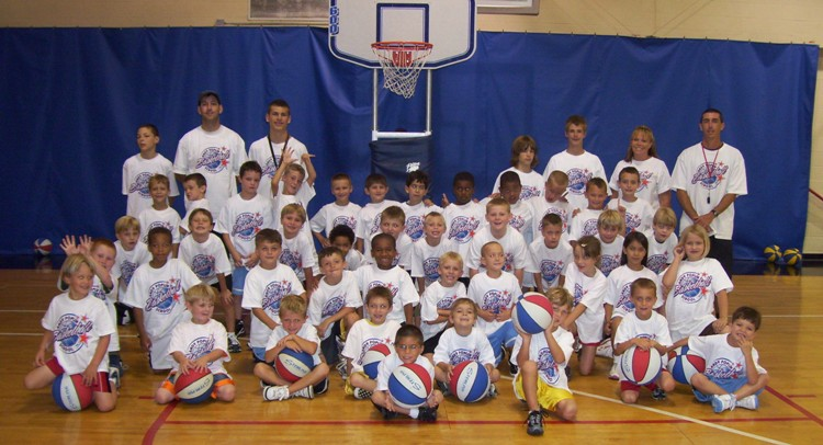 THE 2008 LITTLE DRIBBLERS