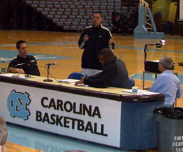closer coach p at unc