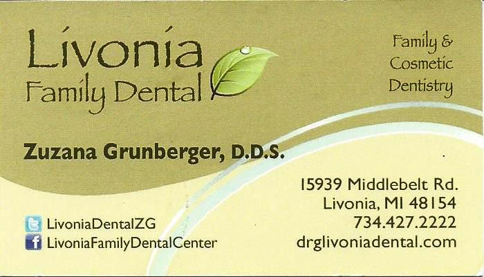 Livonia Dental