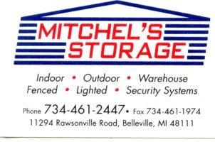 Mitchel's Storage