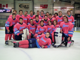 Ranger Pink Jersey