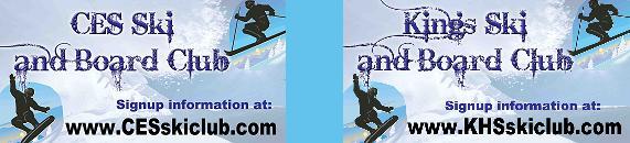 Kings Schools Ski & Board Clubs
