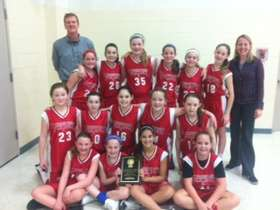 6th Grils SCL Champs