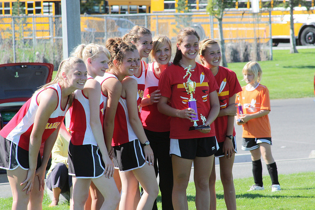 Girls Win Wenatchee 2010 - Bigger Pic