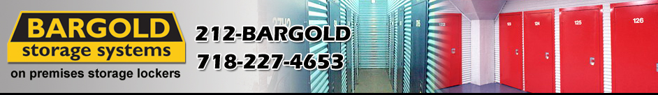 BARGOLD STORAGE SYSTEMS