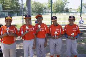 Knights All Star Players