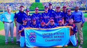 Maine Endwell LL US WS Champions