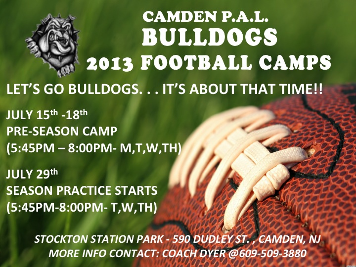 2013 CPB Camps
