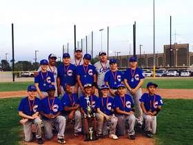 2015 Major Champions