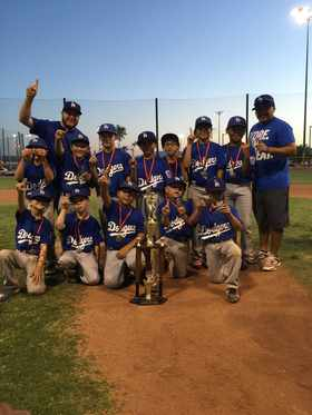 2015 Minors Champs