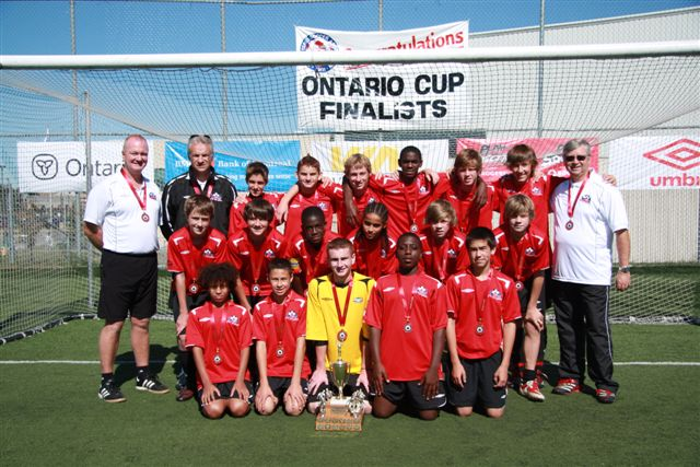 2009 Ontario Cup Champions