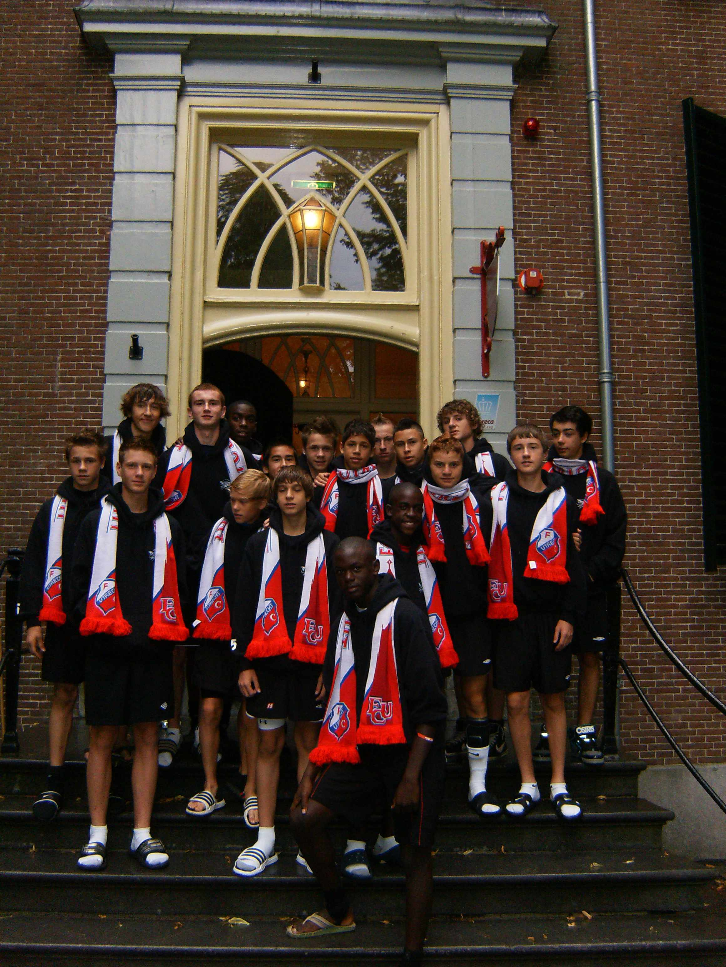 Holland Tour Team