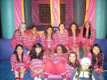 Team Xmas Party 2008