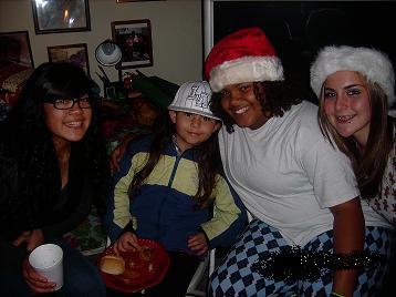 Christmas 2008 Adopt a Family