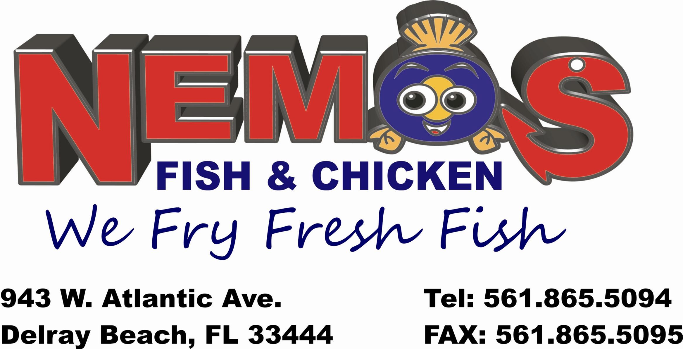 NEMOS Fish & Chicken
