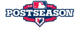 2013 postseason logo