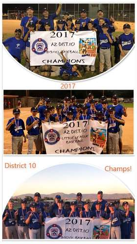 2017 Champs Collage