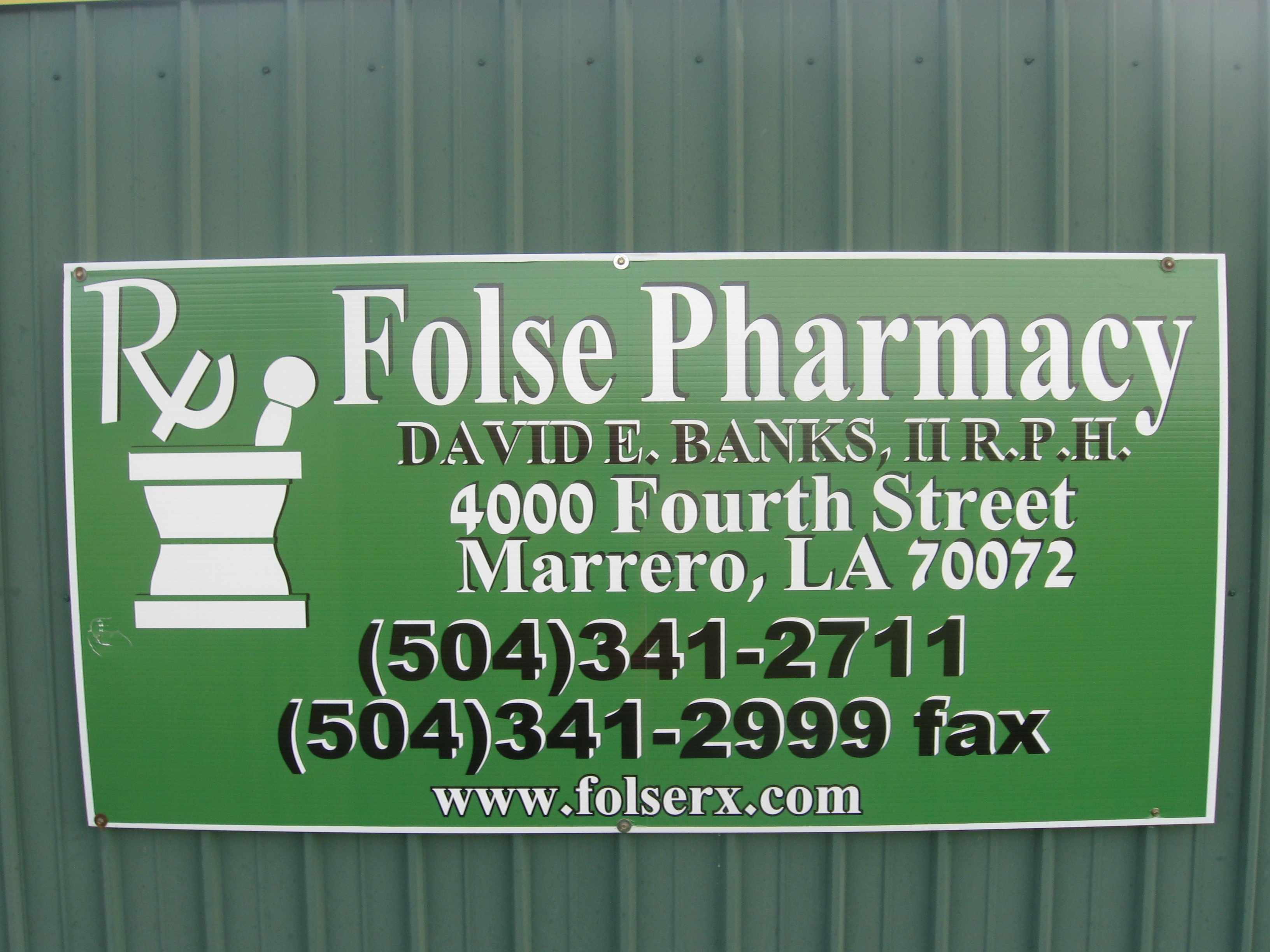 Folse Pharmacy
