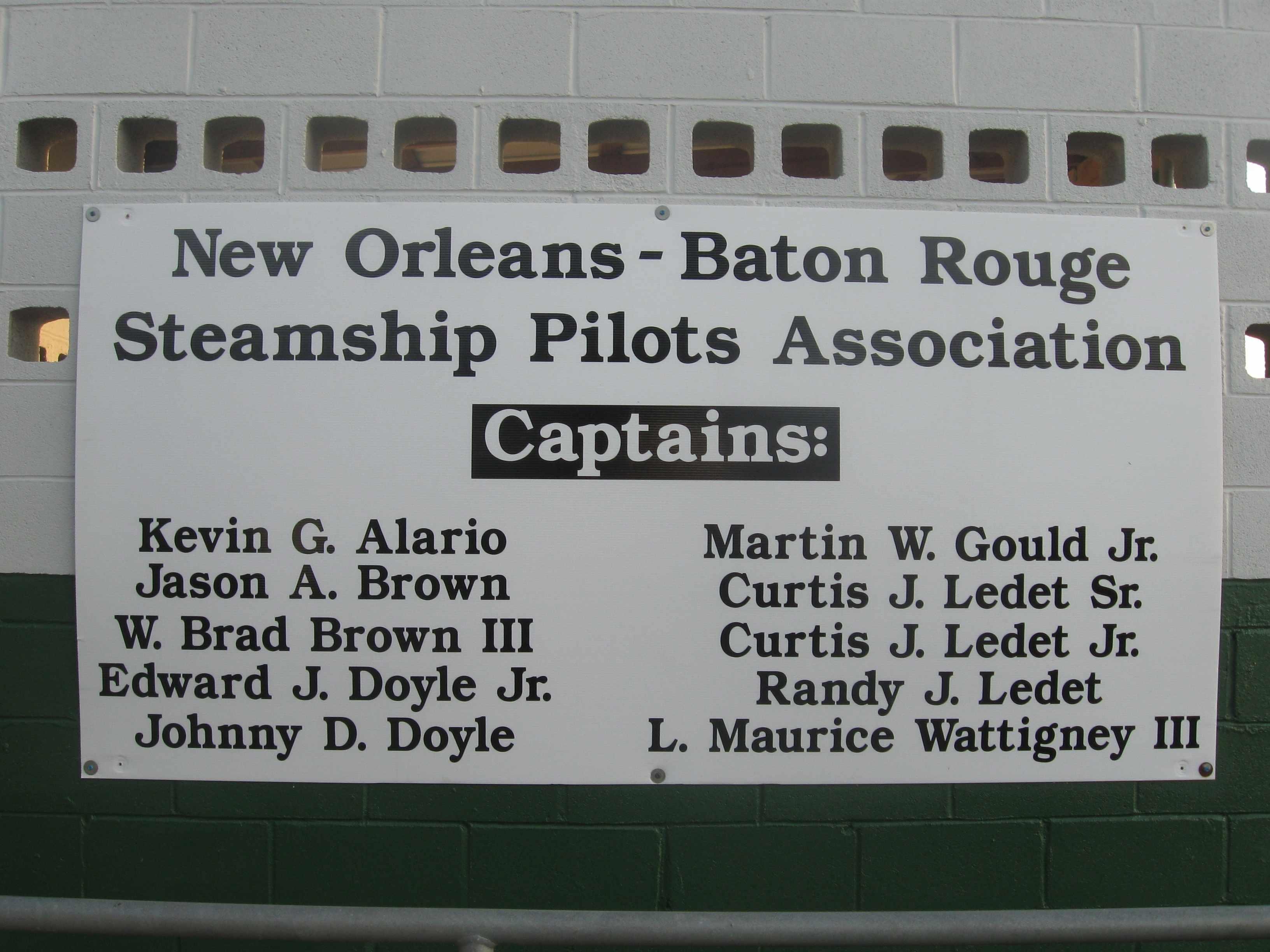 Pilots Association