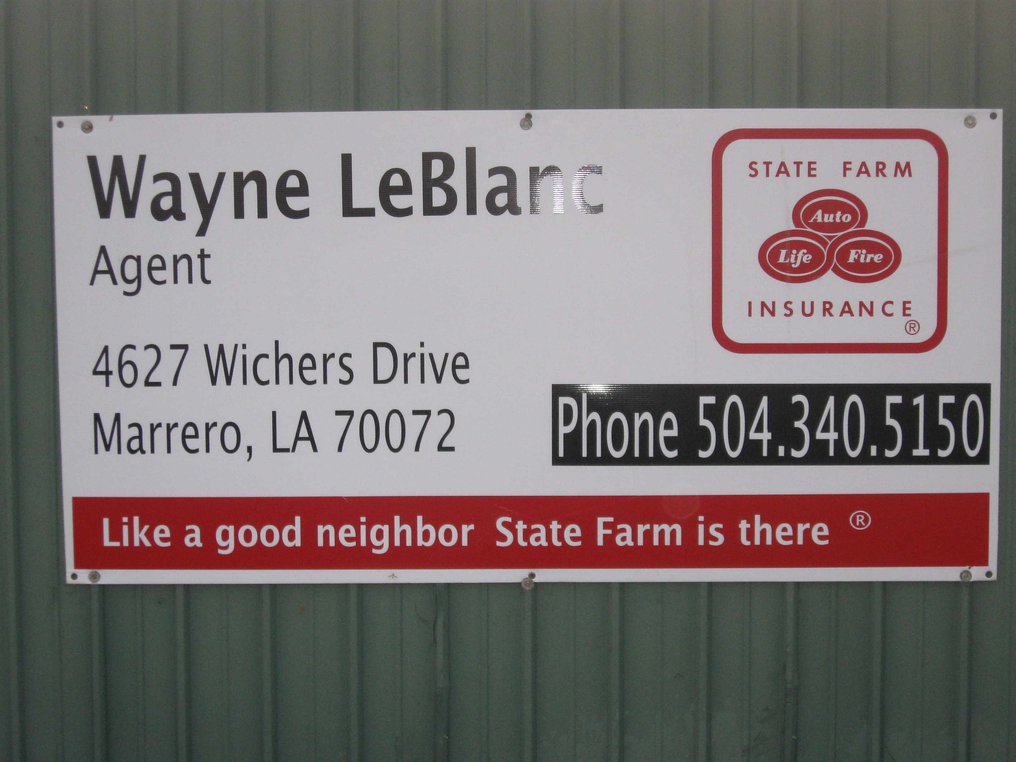 Wayne LeBlanc