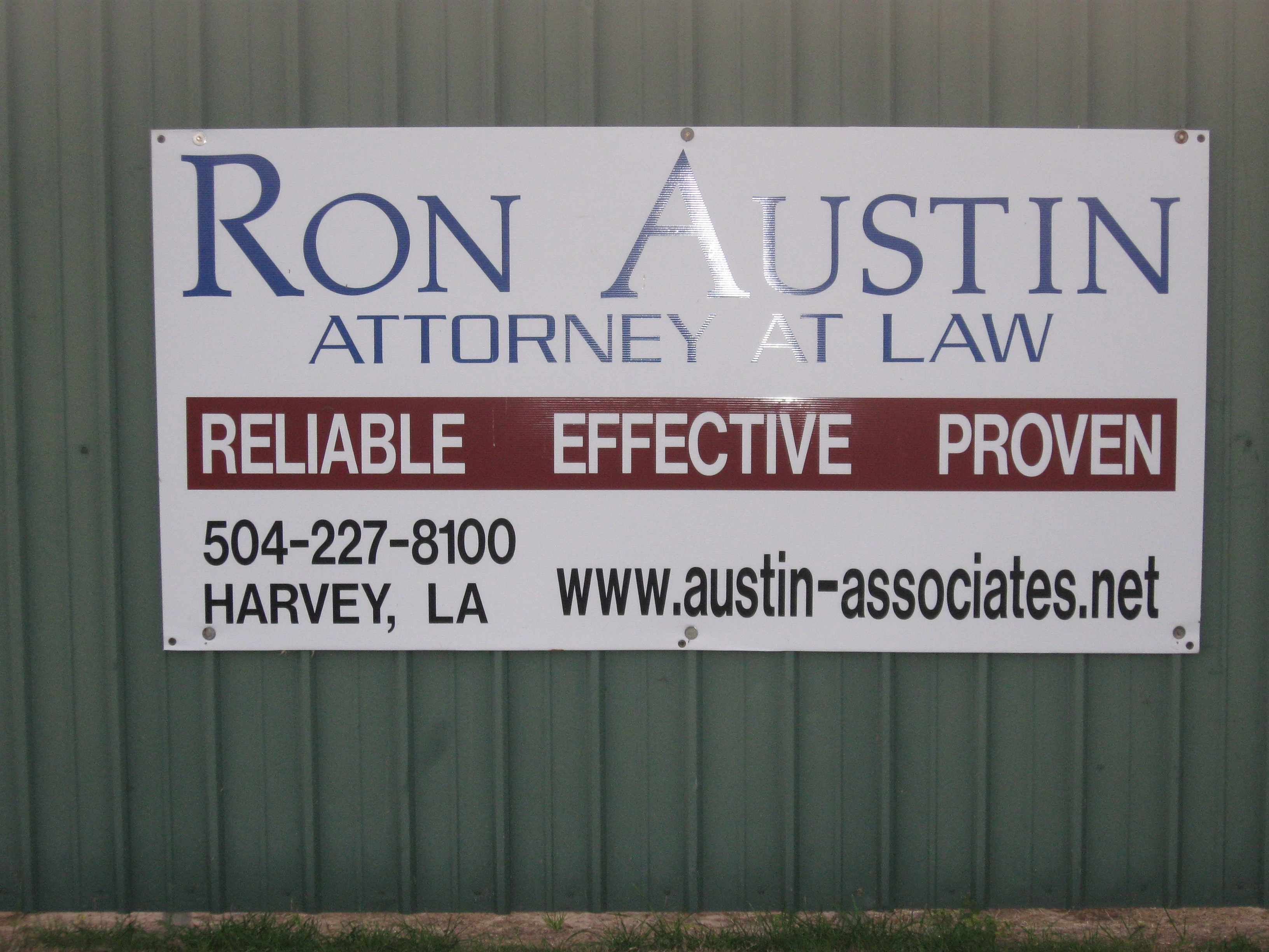 Ron Austin