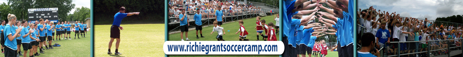 Richie Grant Soccer Camp
