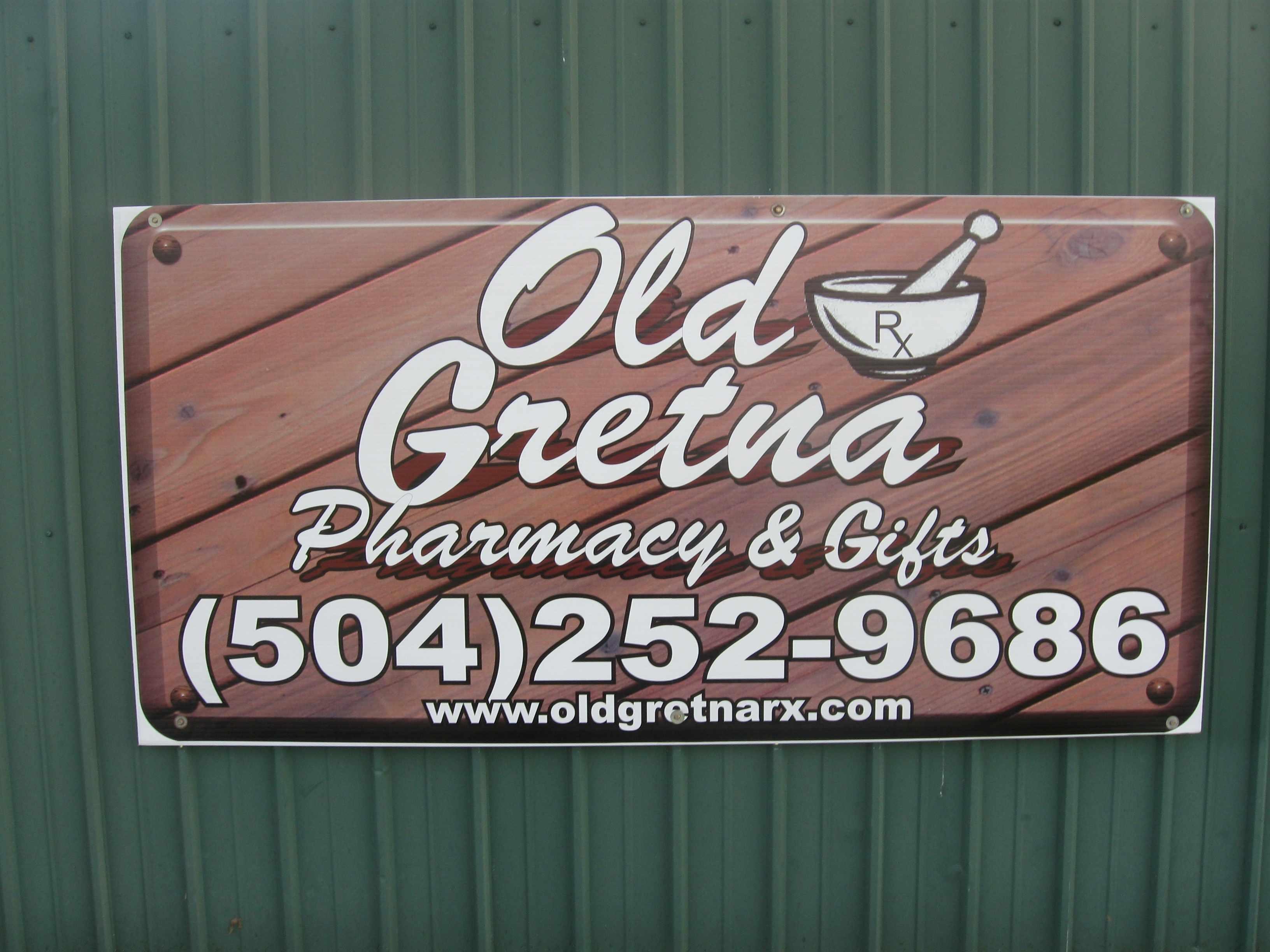 Old Gretna