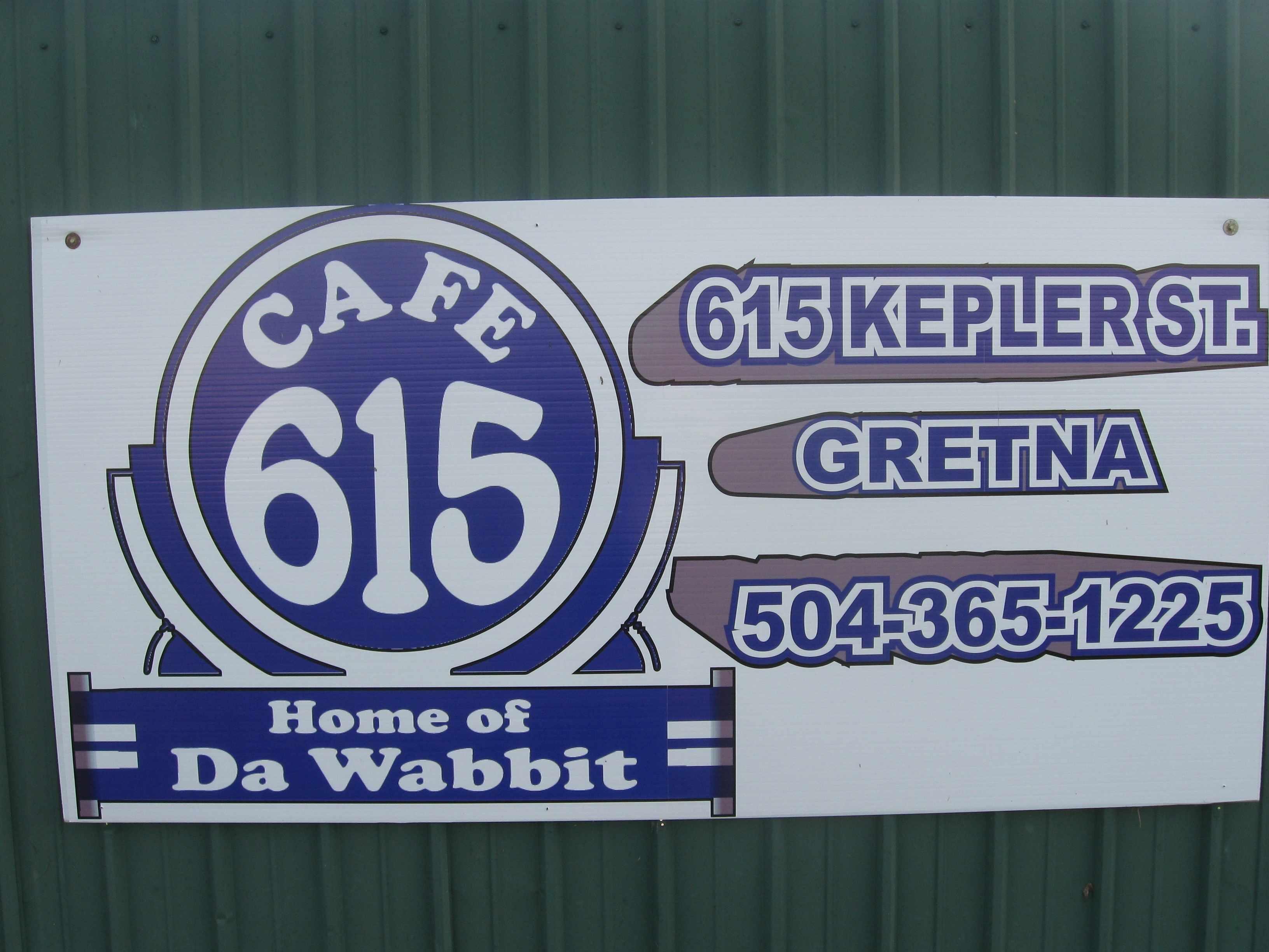 Cafe 615