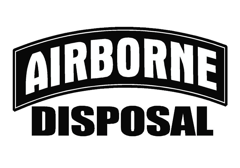 Airborne Disposal