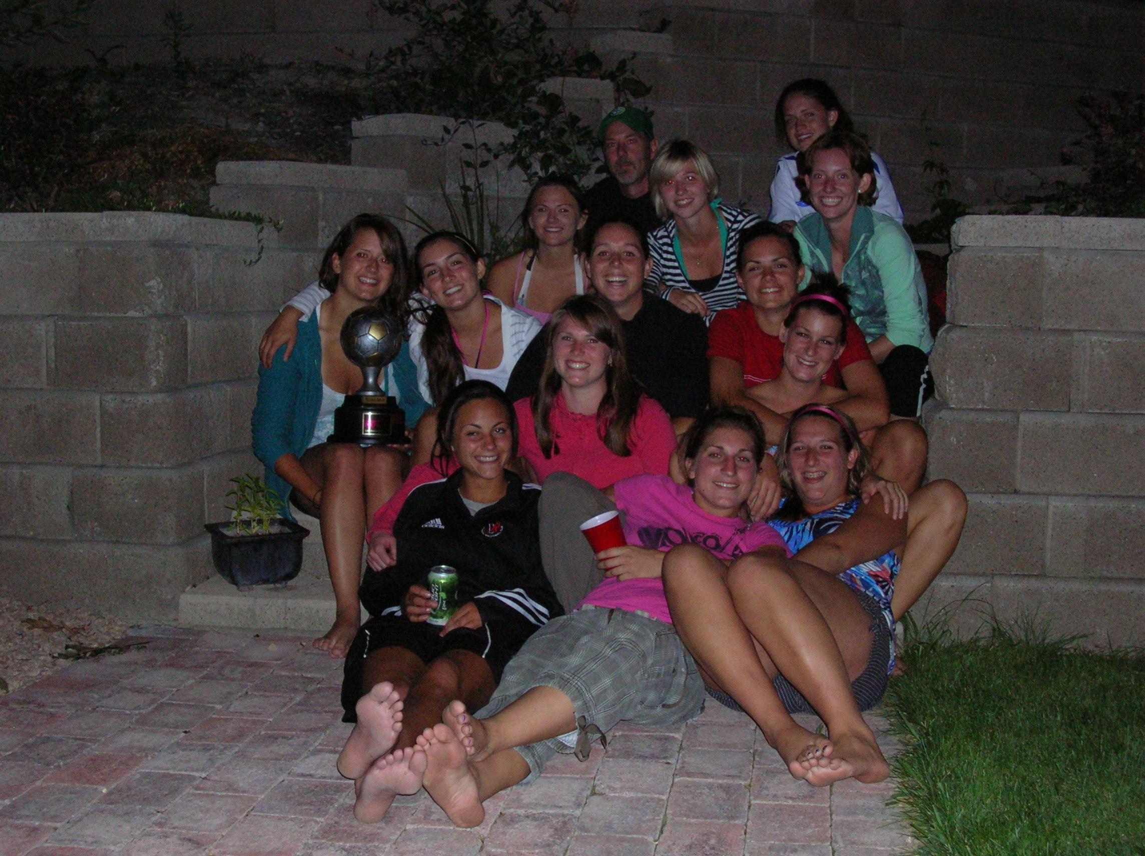 Beccs party '09 MVP